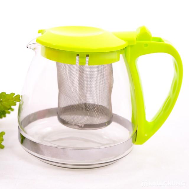 Bình lọc trà tiện lợi, bền, đẹp dung tích 700ml - 7