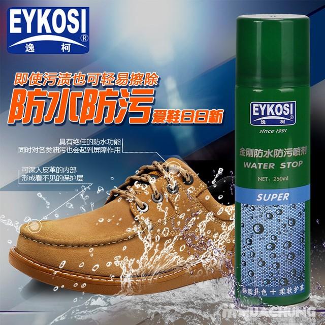 Bình xịt chống thấm Eykosi cho giày, quần áo, balo - 10
