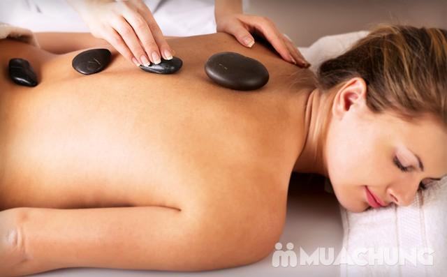 Massage body bằng tinh dầu đá nóng -Spa Snow White - 3