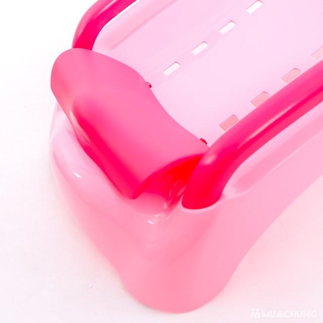 Ghế gội đầu an toàn cho bé chất nhựa bền chắc - 7