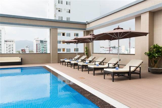 Căn hộ Condotel Nha Trang cho 2 người - Tọa lạc Mường Thanh Hotel 5 * - 4
