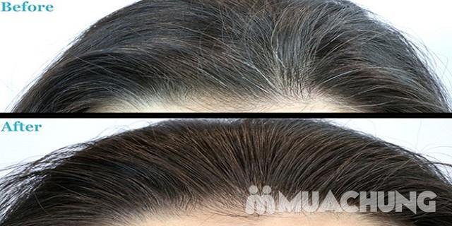 Combo 2 dầu gội nhuộm tóc đen nâu tự nhiên - 6