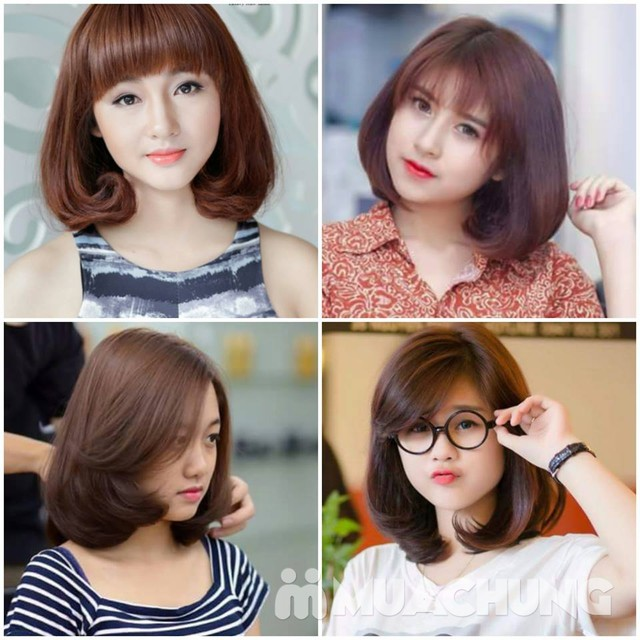 Tóc đẹp đẳng cấp với chuyên gia tại Viện tóc Hà An - 6