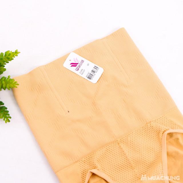 Quần gen bụng chống cuộn cao cấp - 2