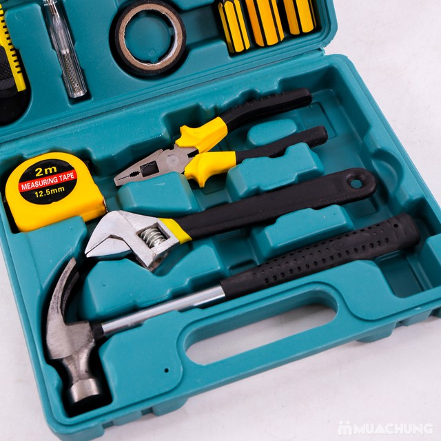 Bộ dụng cụ sửa chữa đa năng 16 món tiện dụng - 6