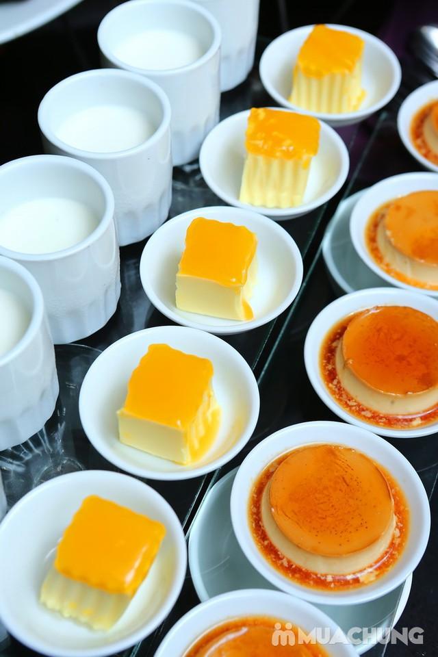 Thỏa thích ăn Buffet cao cấp ngắm Hồ Gươm - 8