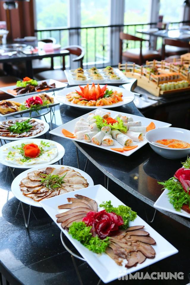 Thỏa thích ăn Buffet cao cấp ngắm Hồ Gươm - 6