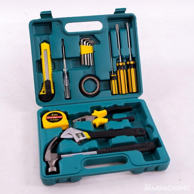 Bộ dụng cụ sửa chữa đa năng 16 món tiện dụng - 4