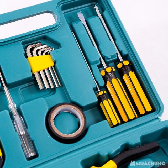 Bộ dụng cụ sửa chữa đa năng 16 món tiện dụng - 2