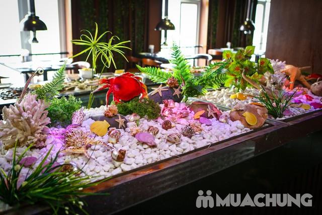 Thỏa thích ăn Buffet cao cấp ngắm Hồ Gươm - 4