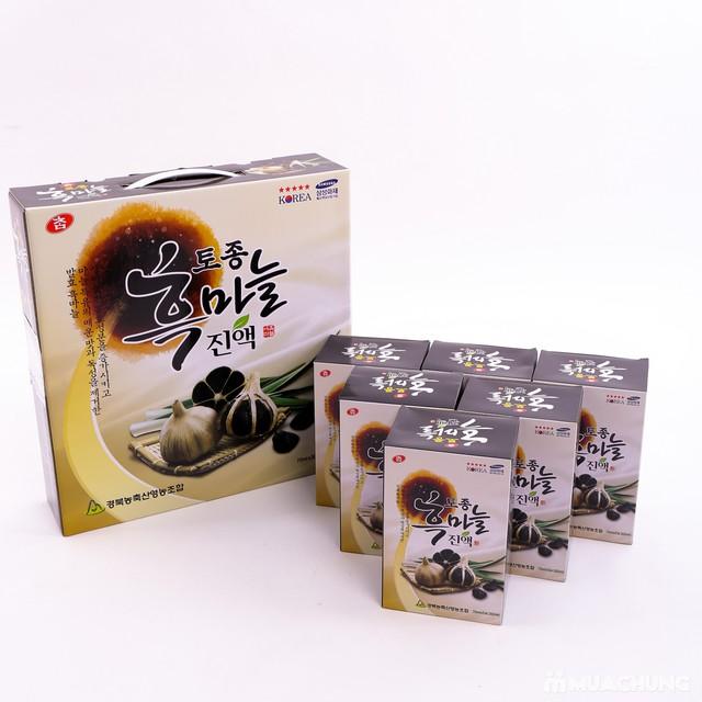 Nước tỏi đen Hàn Quốc - Thực phẩm bảo vệ sức khỏe - 11