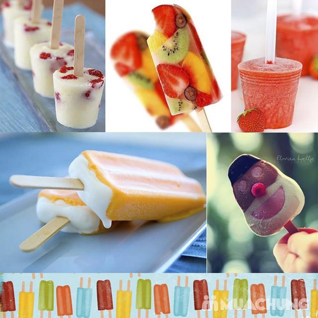 Combo 2 bộ khuôn làm kem Ice Block loại dày - 14
