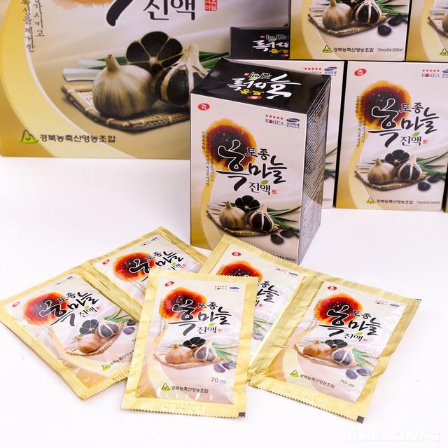 Nước tỏi đen Hàn Quốc - Thực phẩm bảo vệ sức khỏe - 8