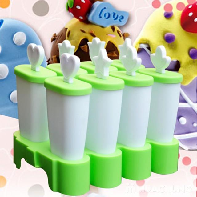 Combo 2 bộ khuôn làm kem Ice Block loại dày - 6