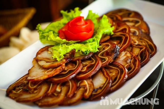 Thỏa thích ăn Buffet cao cấp ngắm Hồ Gươm - 5