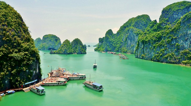 Du ngoạn Hạ Long 2N1Đ - Sun Legend Cruise 4* - 8