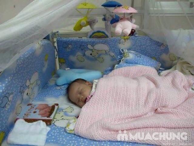 Chăn lưới xuất Nga 1x1,5m cho bé yêu - 2