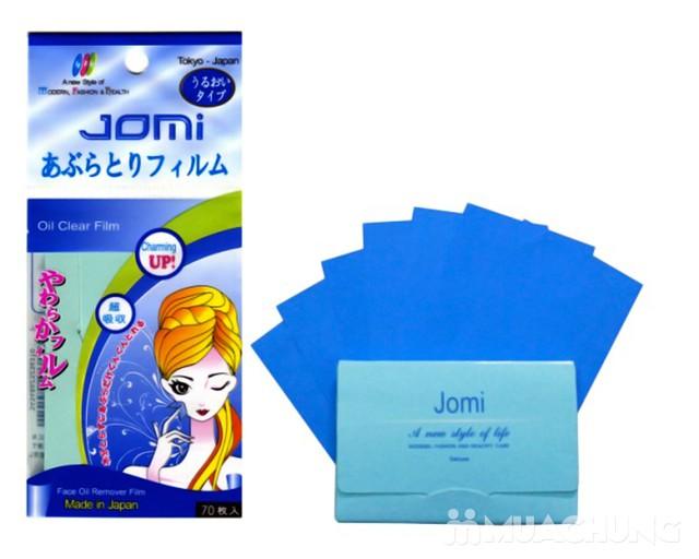 3 gói giấy thấm dầu Jomi Nhật Bản (70 tờ/1 gói) - 4