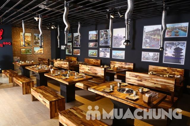 Buffet Lẩu nướng Singapore BBQ - Mừng khai trương - 32