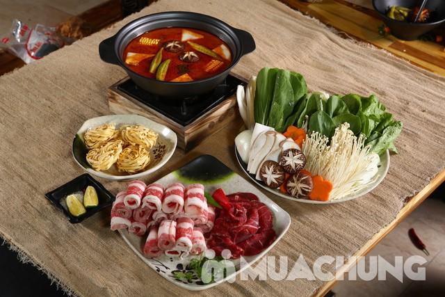 Buffet Lẩu nướng Singapore BBQ - Mừng khai trương - 21