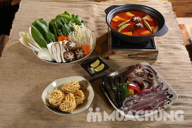 Buffet Lẩu nướng Singapore BBQ - Mừng khai trương - 20