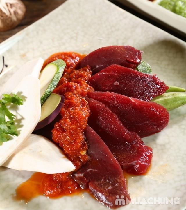 Buffet Lẩu nướng Singapore BBQ - Mừng khai trương - 5