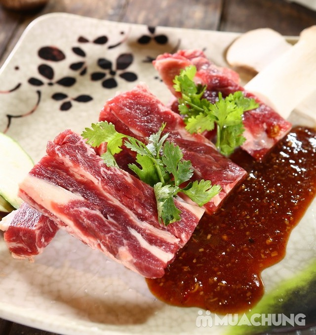 Buffet Lẩu nướng Singapore BBQ - Mừng khai trương - 9
