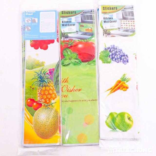 5 giấy dán bếp cách nhiệt loại to 60cm x 90cm - 7