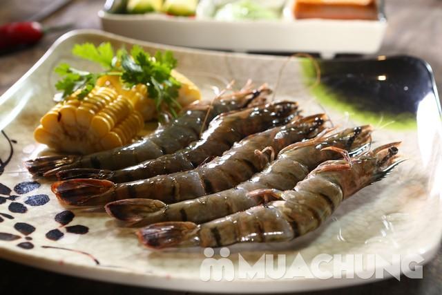 Buffet Lẩu nướng Singapore BBQ - Mừng khai trương - 19