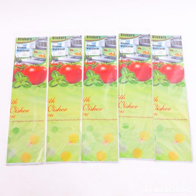 5 giấy dán bếp cách nhiệt loại to 60cm x 90cm - 12