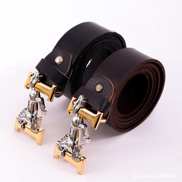 Dây thắt lưng DaH2 thời trang - Bảo hành 12 tháng - 2