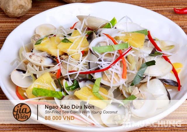 Voucher ăn uống nhà hàng Gia Viên - 228 Bà Triệu - 8
