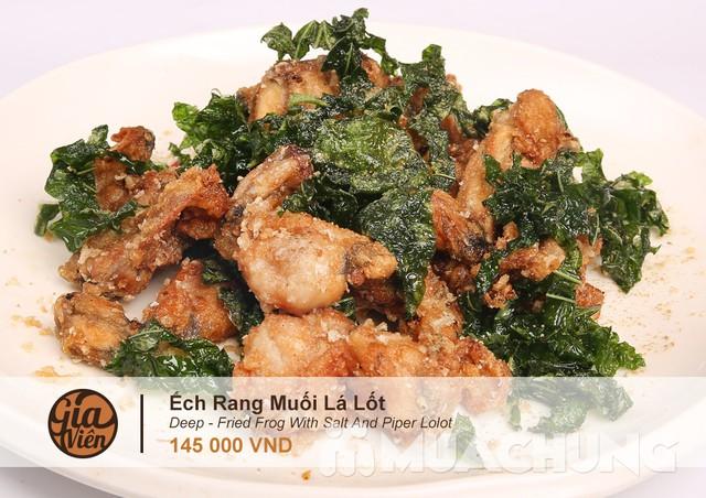 Voucher ăn uống nhà hàng Gia Viên - 228 Bà Triệu - 9
