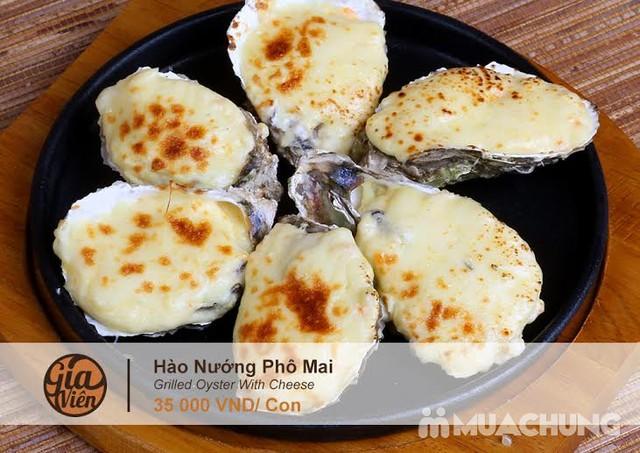 Voucher ăn uống nhà hàng Gia Viên - 228 Bà Triệu - 7