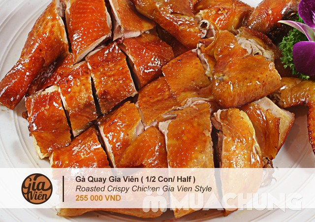 Voucher ăn uống nhà hàng Gia Viên - 228 Bà Triệu - 2