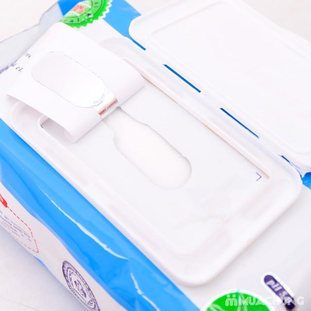 Combo 5 gói khăn ướt Baby Health loại 80 tờ - 9