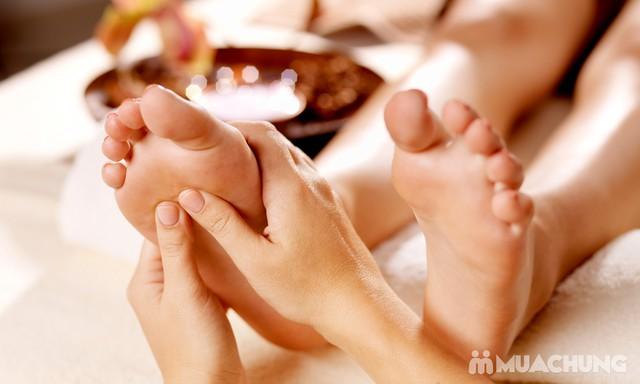Massage cổ-vai-gáy-chân, chườm thảo dược thư giãn Danusa Spa - 6