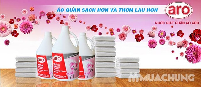 Nước giặt quần áo Aro 3500ml - nhập khẩu Thái Lan - 3