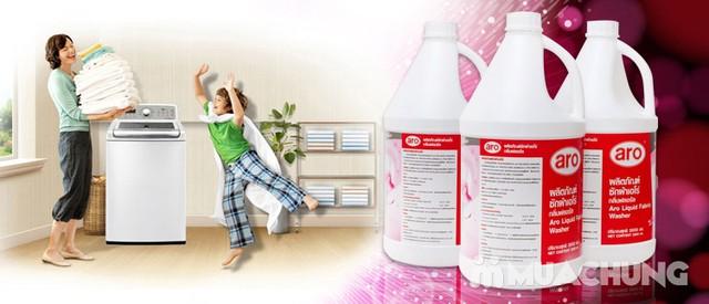 Nước giặt quần áo Aro 3500ml - nhập khẩu Thái Lan - 4