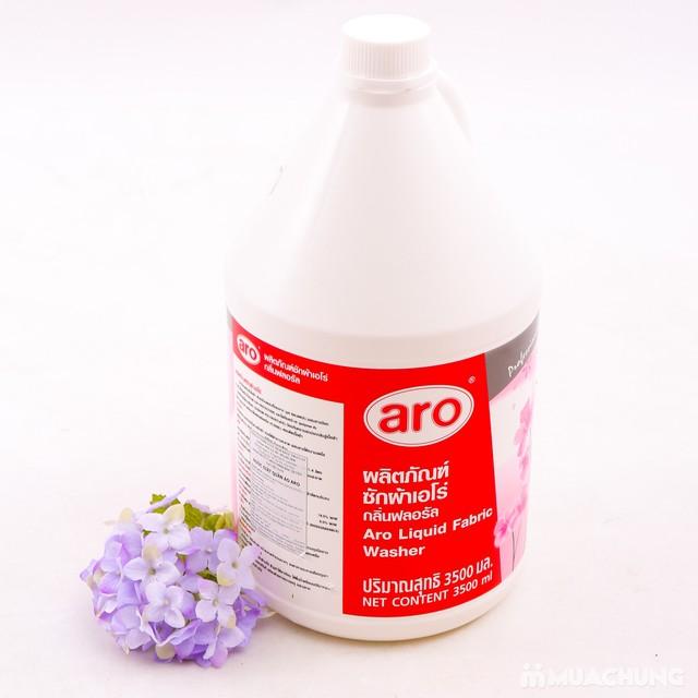 Nước giặt quần áo Aro 3500ml - nhập khẩu Thái Lan - 8