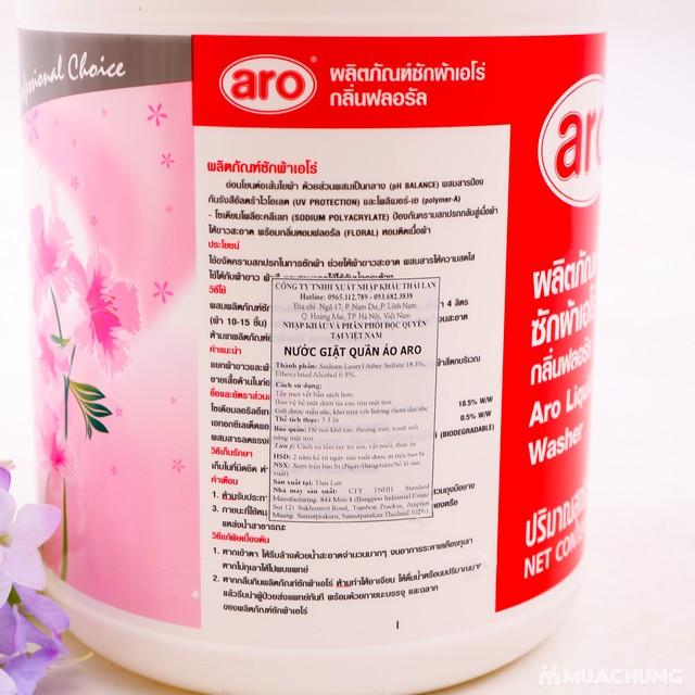Nước giặt quần áo Aro 3500ml - nhập khẩu Thái Lan - 7