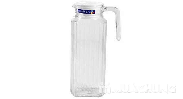 Bình uống nước cài cánh tủ Luminarc 1,2L - 5
