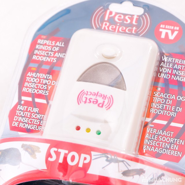 Máy đuổi chuột, gián, muỗi & côn trùng Pest Reject - 8
