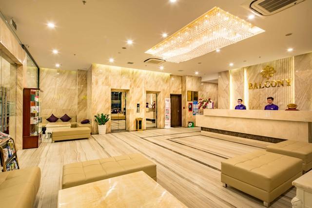 Balcony Hotel Nha Trang 3* - Tản bộ 2 phút tới biển - 1