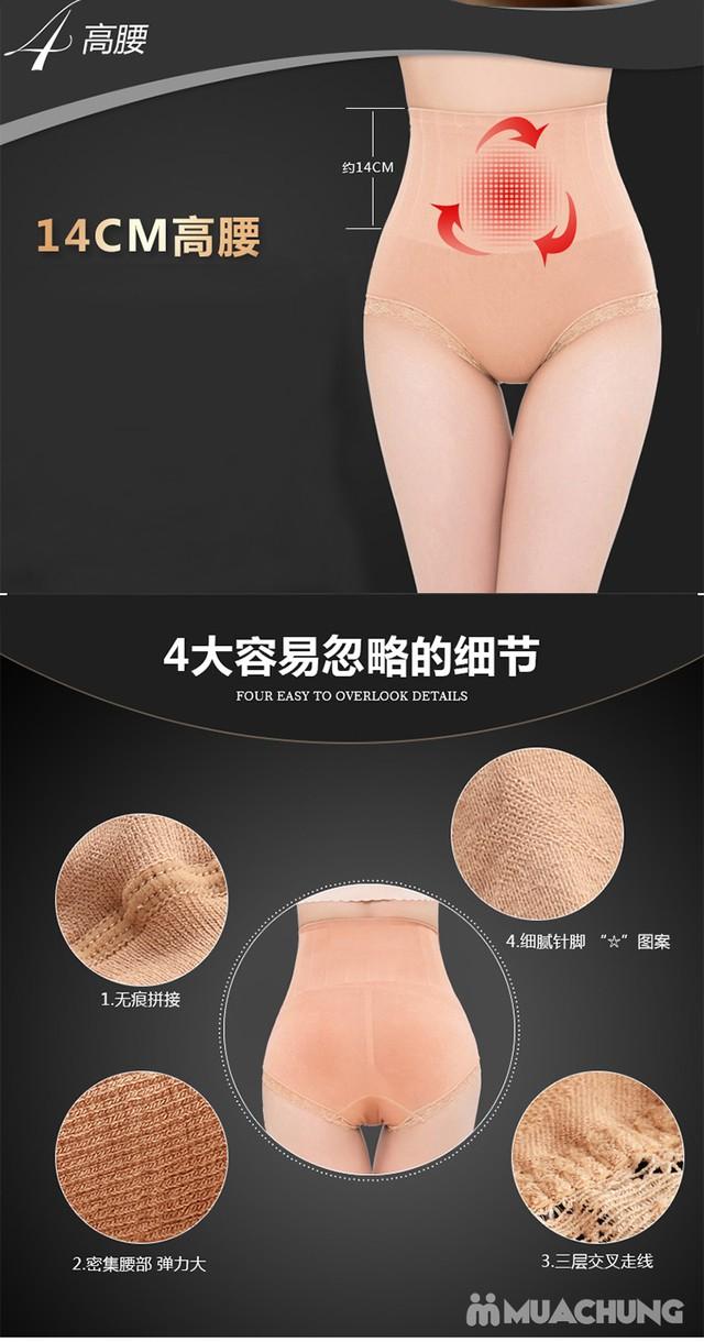 Combo 2 quần gen bụng viền ren hàng xuất Nhật - 6