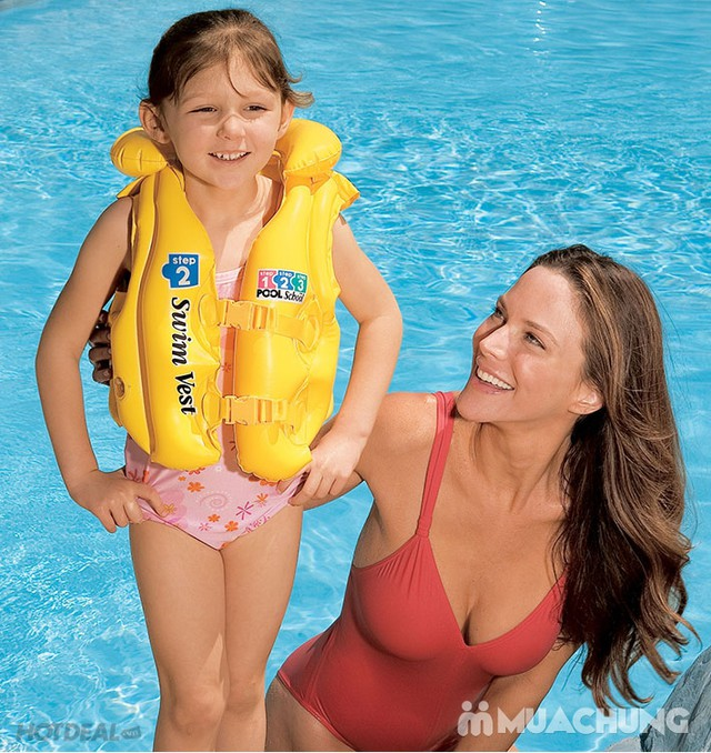 Áo phao bơi lội an toàn cho bé yêu - 6