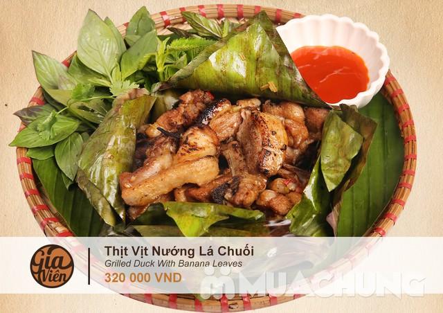 Voucher ăn uống nhà hàng Gia Viên - 228 Bà Triệu - 11