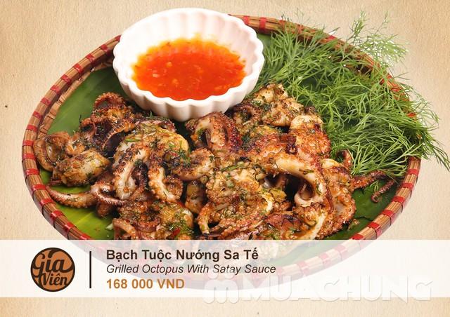 Voucher ăn uống nhà hàng Gia Viên - 228 Bà Triệu - 4