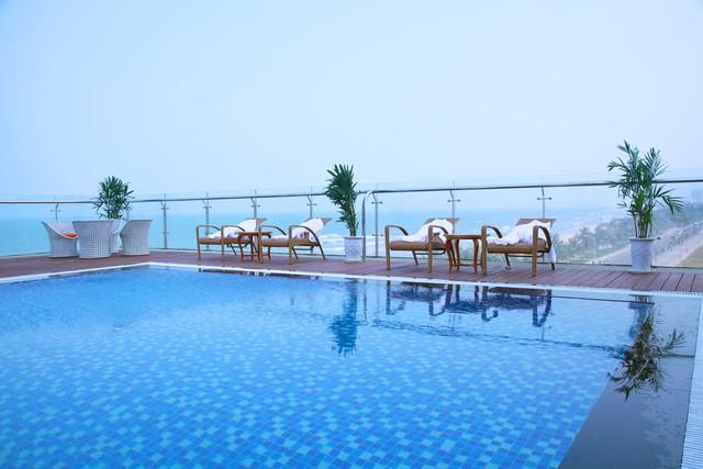 Serene Hotel 4* Đà Nẵng - Ngay bãi biển Mỹ Khê - Phòng Superior Ocean View - 26