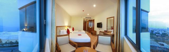 Serene Hotel 4* Đà Nẵng - Ngay bãi biển Mỹ Khê - Phòng Superior Ocean View - 10